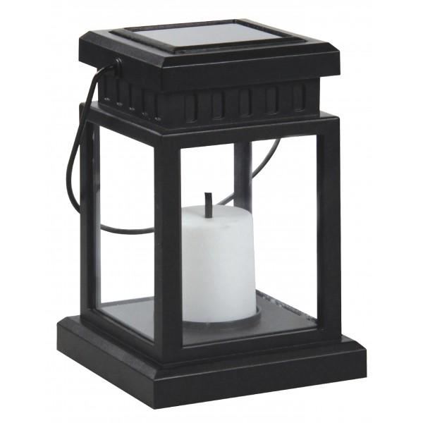 lanterne led avec panneau solaire. Black Bedroom Furniture Sets. Home Design Ideas