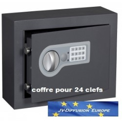 Coffre électronique pour clé