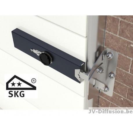 Acheter un verrou pour porte sectionnelle - Lubrifiant pour porte de garage ...
