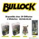 Bloque pédalier Bullock