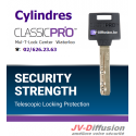 Cylindres Classicpro Grade 2
