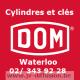 Cylindre Dom Sigma Plus avec roue 10 dents