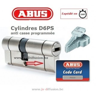Cylindre ABUS D6