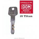 Copie clé Dom i6