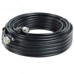 Cable coaxial et alimentation 10m