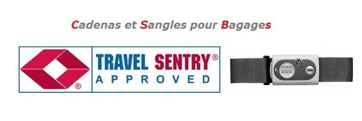 Sécurité pour bagages