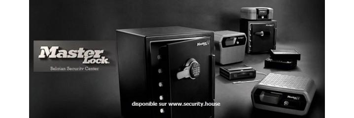 Master Lock en Belgique