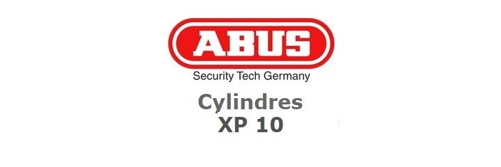Cylindre ABUS XP10