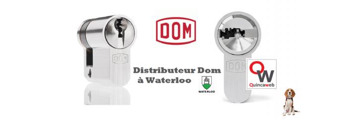 Clés Dom en Belgique